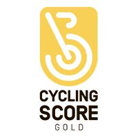 CyclingScore Gold Certified
