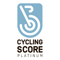 CyclingScore Platinum certified