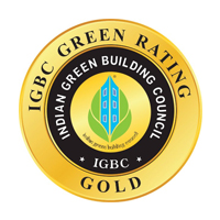 IGBC Gold rated
