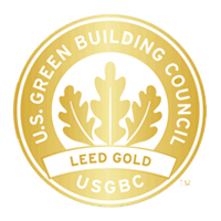Leed Gold achieved