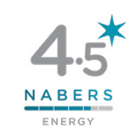 NABERS Energy Rating 4.5 Stars