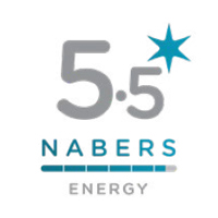 Targeting 5.5 Star NABERS Energy rating