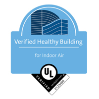 UL Healthy Building certified