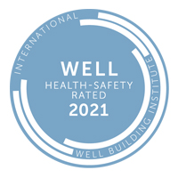 2021 WELL Health-Safety rated