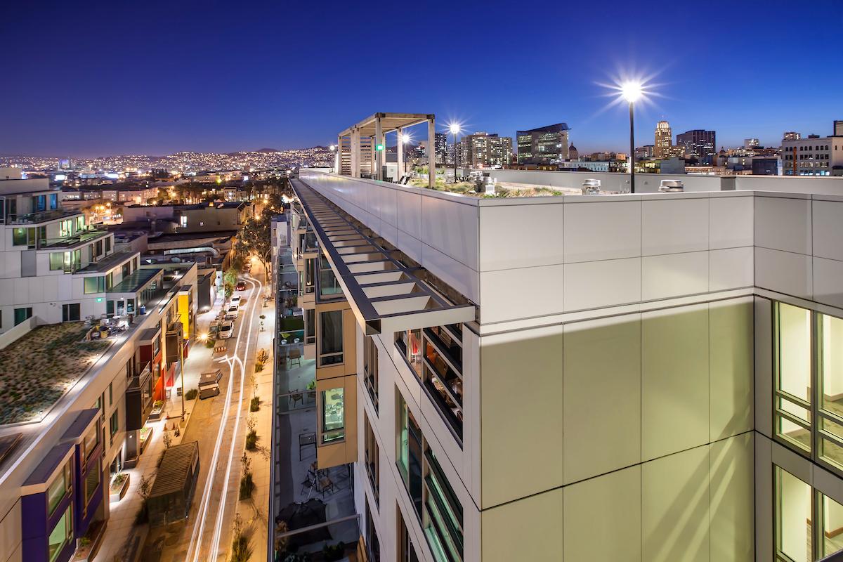 Apartment building in San Francisco