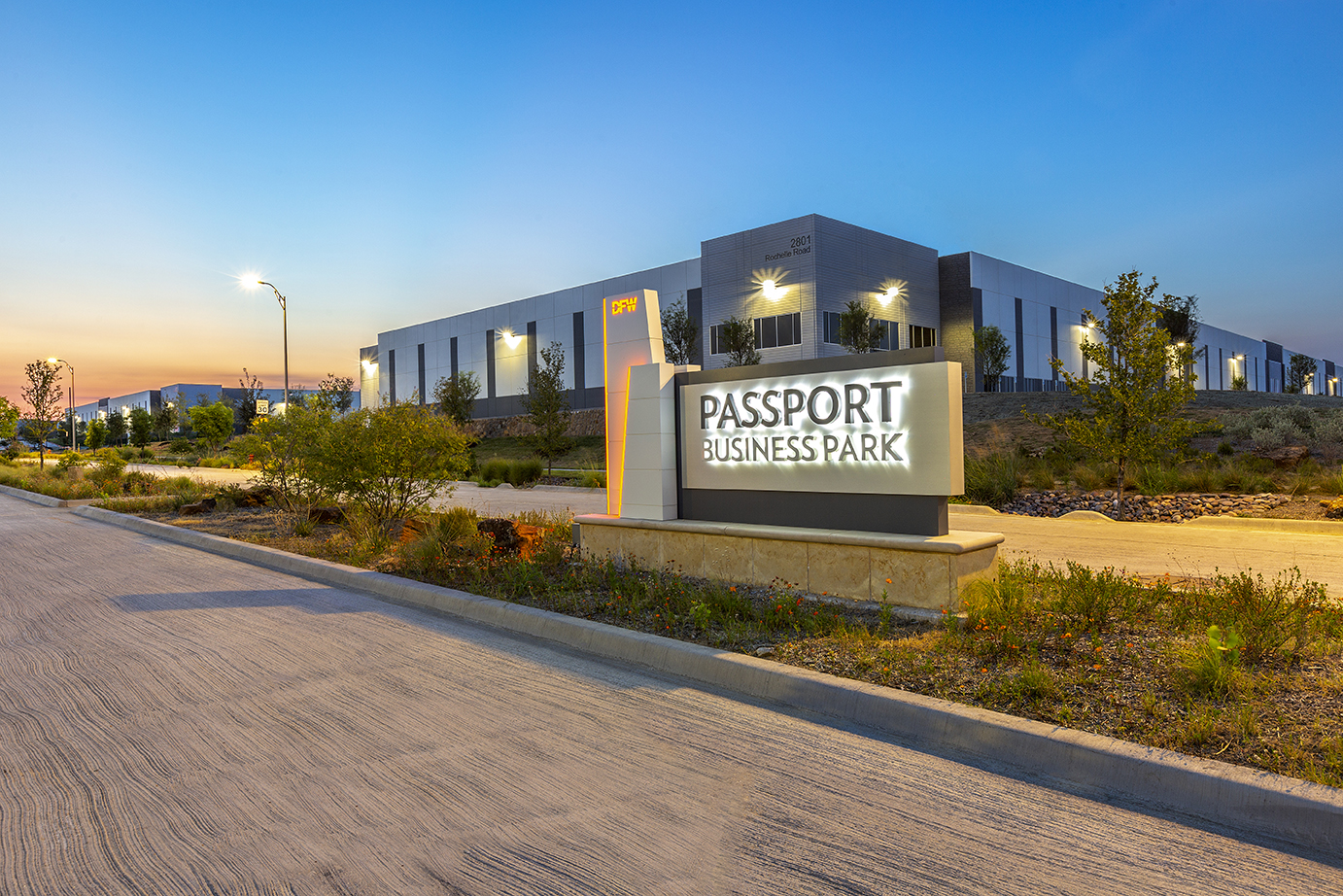 Passport Logistics Center - 100