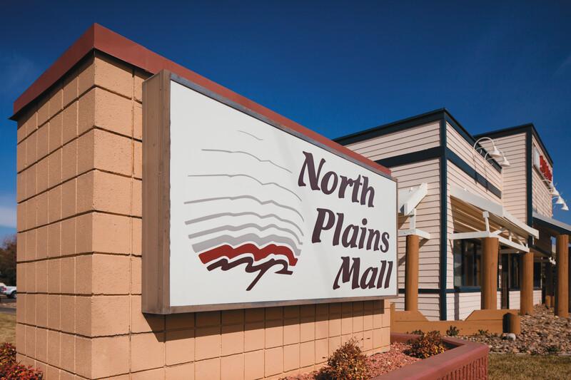 North Plains Mall