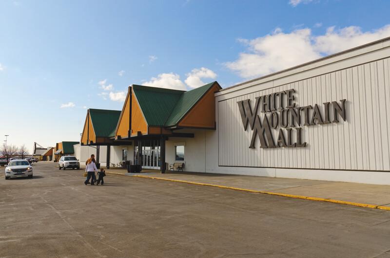 White Mountain Mall